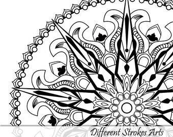 90 Mindfulness Coloring Pages