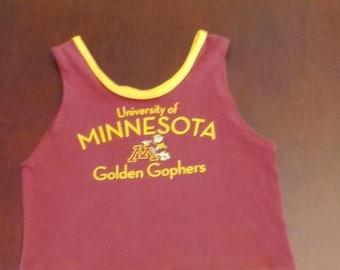 University of Minnesota Game Day Dress