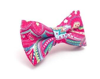 Paisley Boys Bow Tie, Bow Tie, Kids Bow Ties, Boys Bow Tie, ring bearer bow tie