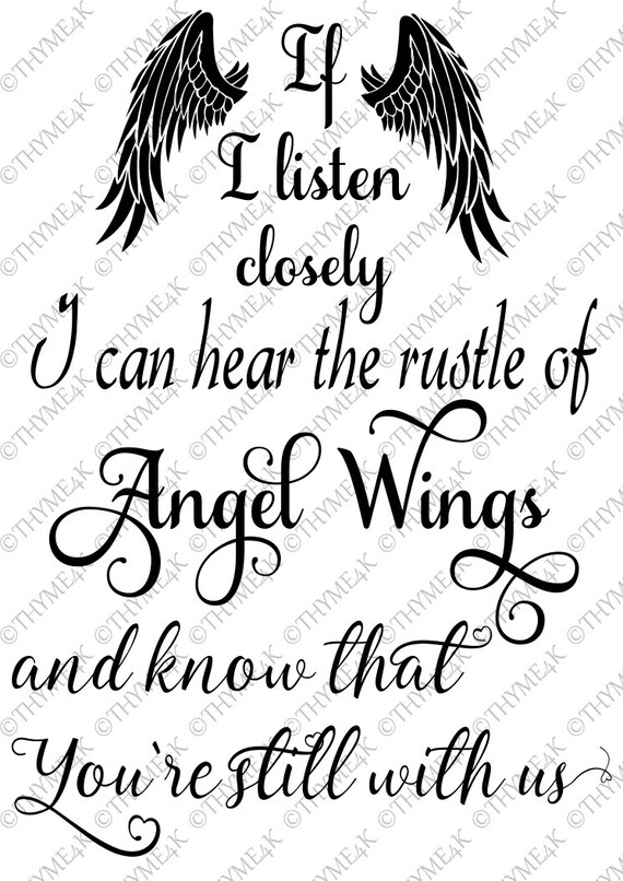 how to know if your angel is with you