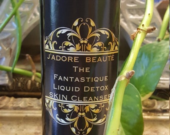 J'ADORE BEAUTÉ  presents The  Fantastique  Liquid Detox Skin Cleanser design for all skin types
