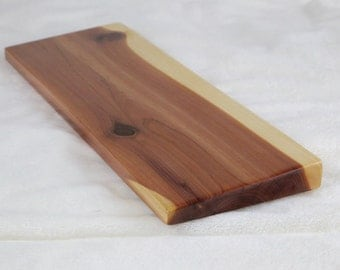 Wooden Cedar Keyboard Wrist Rest