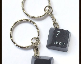 Home Key Keychain