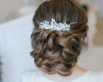 Bridal Head Piece Bridal Hair Piece Bridal Hair Comb Wedding Hair Comb Bridal HairComb Bridal Comb