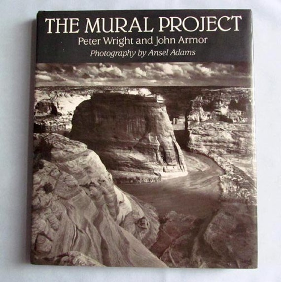 Ansel adams 1930s photography the mural project by ephemerafan for Ansel adams mural project posters