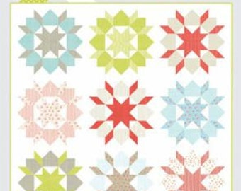 FREE SHIPPING! Swoon Quilt Pattern by Camille Roskelley of Thimble Blossoms