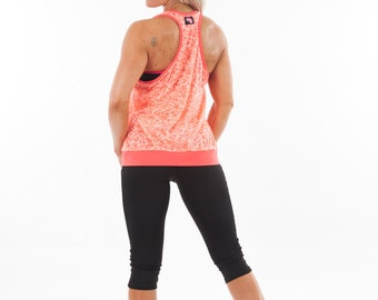 SLOUCH RACER Coral