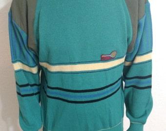 Vintage tennis sweater