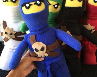 Ninjago plush toy