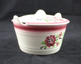 Granit Granit porcelain Made In Hungary Butter Bowl butterbowl hungarian porcelain vintage butter bowl mid-century porcelain retro porcelain