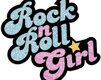 Rock'n'Roll Girl - Finding Nemo: Darla's Shirt Cross Stitch Pattern - Pattern Only