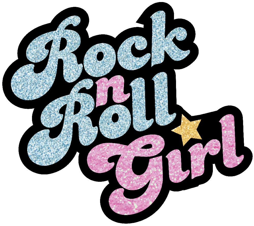 Rock N Roll Girl Finding Nemo Darla S Shirt Cross