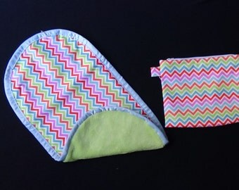 DIAPER CHANGING PAD & Storage Pouch