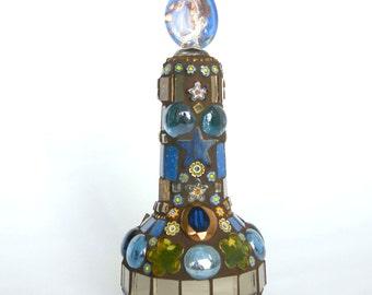 Mosaic Bottle Fairy Tale