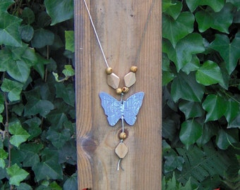 Chain: Butterfly naturale