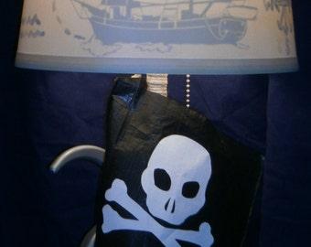 Pirate Treasure Lamp