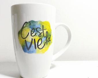 "Custom Cup ""C"