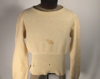 1930s Boatneck Sweater