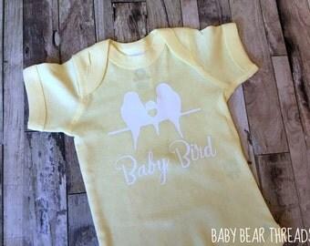 Baby Bird - Baby Bodysuit