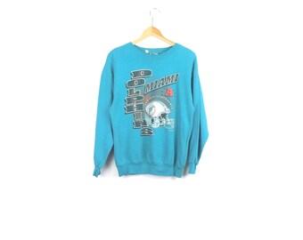 MIAMI DOLPHINS SWEATSHIRT // 1996 // Dolphins Sweatshirt / Miami Dolphins / Dolphins / Dolphins Shirt / Dolphins Sweatshirt / Miami Dolphins