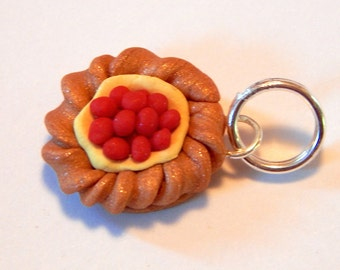 Cherry Cream Cheese Danish Charm