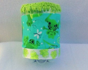 Container, Decorative Container, Recycled Container, Upcycled Container, Pencil Holder, Container With Animals, Fun Pencil Holder