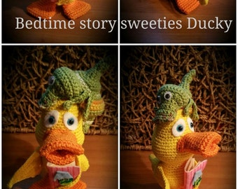 Bedtime Story Sweeties Ducky