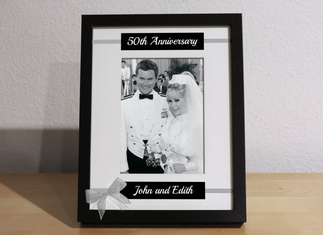 Gifts For 50th Wedding Anniversary For Parents: 50th Anniversary Gift For Parents 50th Anniversary Gift 50th