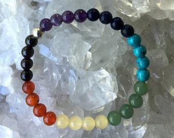 Chakra Bracelet | Metaphysical Jewelry | New Age Jewelry