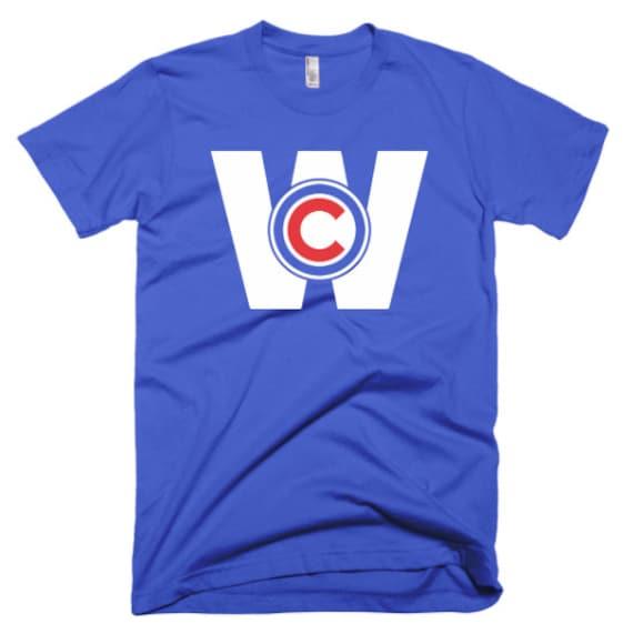chicago cubs cubs win custom t shirt