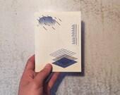hhhhhhhhh Zine feat. Exasperated Noises, Riso Printed