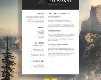 Professional CV Templates / Resume Templates / by introDuice