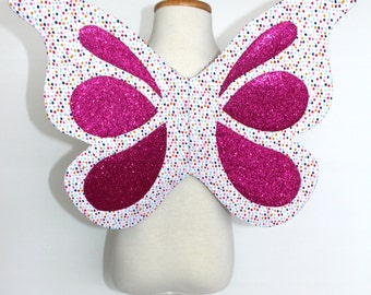 Butterfly Wings Costume / Butterfly Wings Costume Child / Child Costume Wings / Costume Wing / Kids Costume Butterfly / Birthday / Christmas