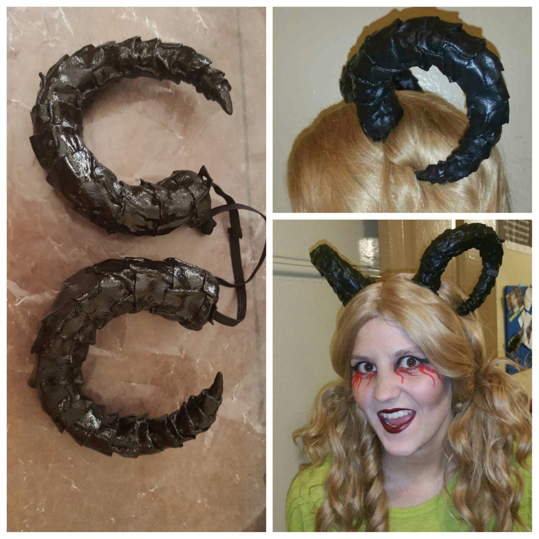 zoom - Devil Horns For Halloween