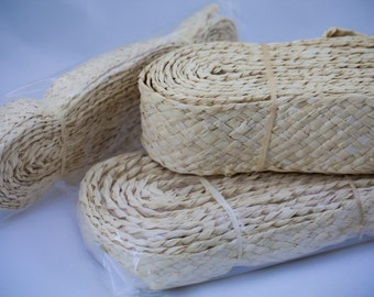 raffia trim bundle