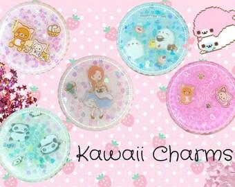 NEW - Kawaii Resin Charms