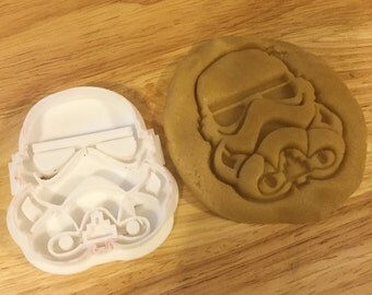 Storm Trooper Cookie Cutter