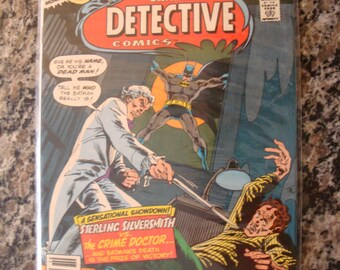 Detective Comics Batman  Issue 495 1980 Superhero comic Book