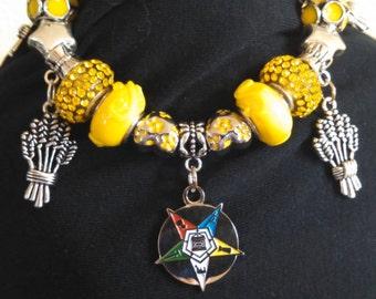 Ruth of the Eastern Star Bracelet