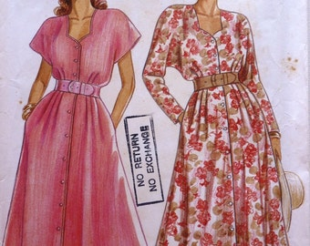 Simplicity Pattern Co New Look 6525 Sewing Pattern for Women. Ladies Dress Size 6-18 Uncut
