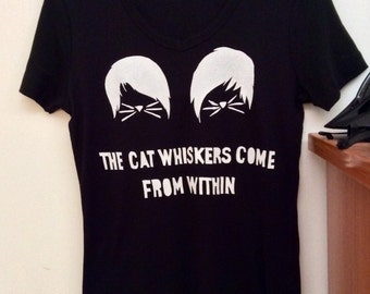 SALE! Danisnotonfire and AmazingPhil Graphic T Shirt, Phan, Cat Whiskers