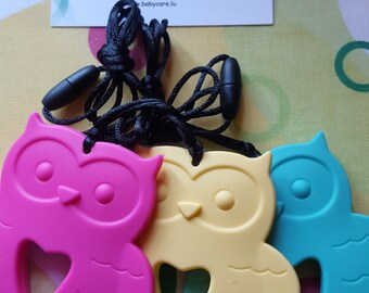 Teething chain with during for babys, baby teething rings, Anhänger für Babys