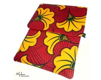 African bag of petali Tablet iPad