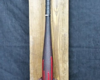 Limited Time Release Official Zombie Preparedness Edition Blood N Guts Nuts & Bolts Mod Baseball Bat