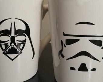 Star Wars Coffee Mugs