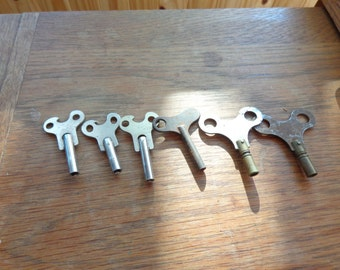 keys from watchmaker toolbox