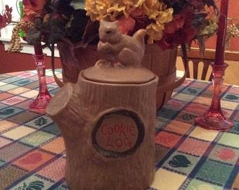 Cookie Log, Cookie Jar