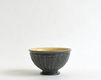 Antique - look Shinogi cafe au lait bowl / Takashi Sogo (15005506-FS-02)