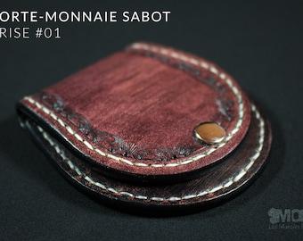 Hoof frieze #01 wallet