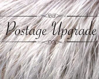 Postage Upgrade
